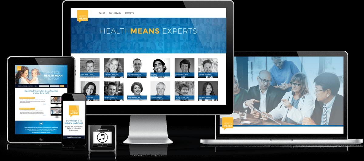HealthMeans Spotlight Online Only Access